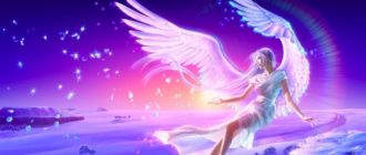 «Духовные стремления души» на Таро Архангелов Дорин Верче