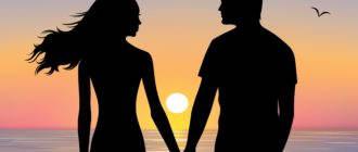 2 гадания Таро на отношения и любовь онлайн